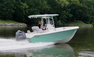 New Kencraft Challenger 21 Center Console Fishing Boat For Sale