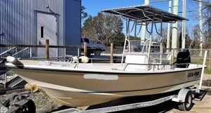 Used Sea Pro V2100CC Center Console Fishing Boat For Sale