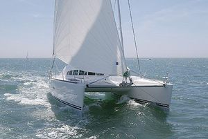 Used Lagoon 410-s2 Multi-Hull Sailboat For Sale