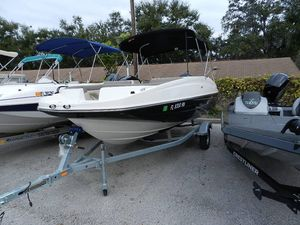 Used Bayliner 190190 Deck Boat For Sale