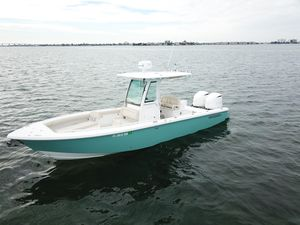 Used Everglades 273 Center Console Sports Fishing Boat For Sale