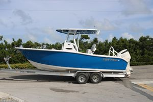 New Sea Pro 239239 Center Console Fishing Boat For Sale
