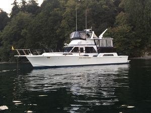 Used Uniflite Cockpit Motoryacht Motor Yacht For Sale