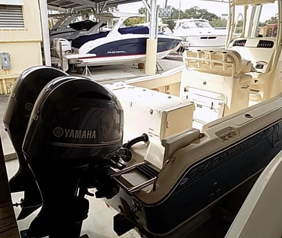 2019 New Grady-White 257 Fisherman Center Console Fishing