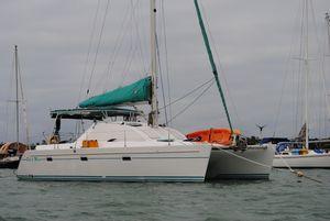 Used Lagoon 37 TPI Catamaran Sailboat For Sale