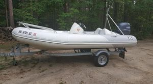 Used Zodiac 420 DL Tender Boat For Sale