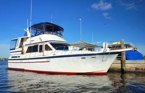 Used Jefferson Sundeck Aft Cabin Boat For Sale