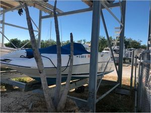 Used Cobia Coastal Deck Bowrider Boat For Sale