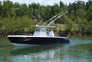 Used Seahunter 2008 Center Console Fishing Boat For Sale