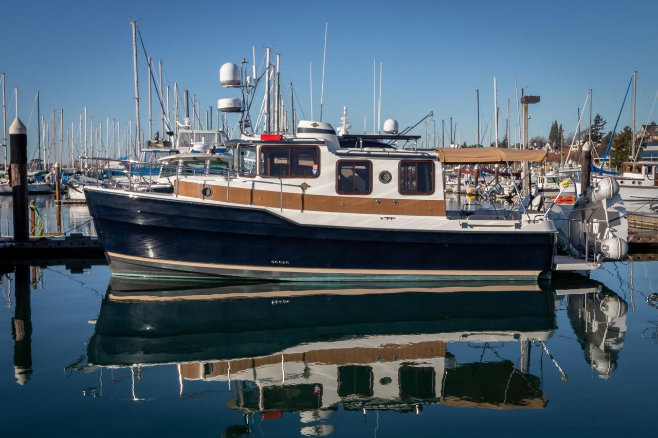 2012 Used Ranger Tugs R29 Trawler Boat For Sale - $149,870