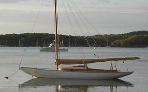 Used Classic Dark Harbor 17 Daysailer Sailboat For Sale