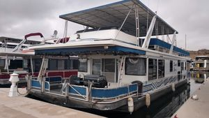 Used Sumerset 19991999 House Boat For Sale