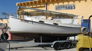 Used Com-Pac Horizon Cat Daysailer Sailboat For Sale