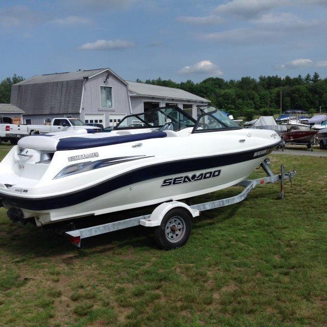 Used Sea Doo 185 UTOPIA 11361 Bowrider Boat For Sale