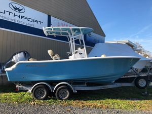 New Sportsman 212 Open Center Console Fishing Boat For Sale
