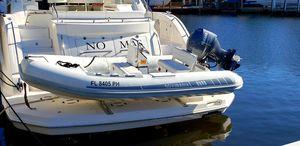 Used Novurania Deluxe 400 Tender Boat For Sale