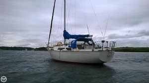 Used C & C Yachts Landfall 35 Racer and Cruiser Sailboat For Sale