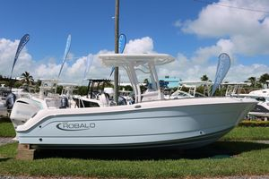 New Robalo 242 EX242 EX Center Console Fishing Boat For Sale