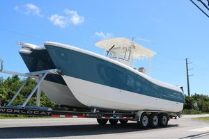 New World Cat 295CC295CC Center Console Fishing Boat For Sale