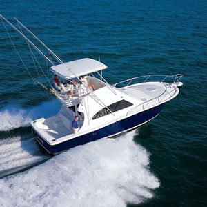 Used Luhrs 36 Convertible36 Convertible Saltwater Fishing Boat For Sale