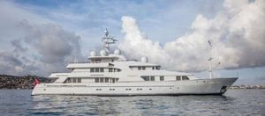 Used Amels Custom Mega Yacht For Sale