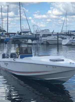 Used Chris-Craft Scorpion High Performance Boat For Sale