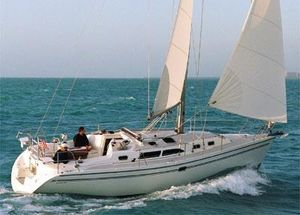 Used Catalina 350 MKII Cutter Sailboat For Sale