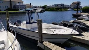 Used Palm Beach 2300 Center Console Center Console Fishing Boat For Sale