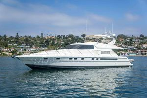 Used Fairline 65 Motor Yacht For Sale