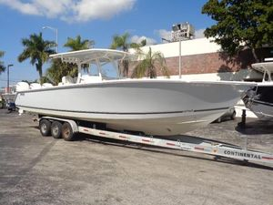 Used Jupiter 38 HFS Center Console Fishing Boat For Sale