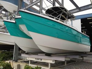 Used Prokat 2200 KATCC Power Catamaran Boat For Sale