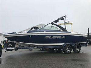 Used Supra Sunsport 21 VSunsport 21 V Ski and Wakeboard Boat For Sale