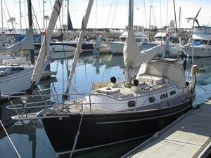 Used Able Morris 34 Cruiser Sailboat For Sale