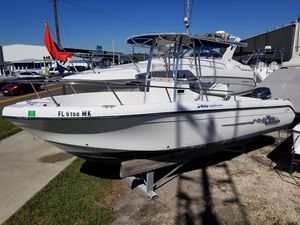 Used Carolina Skiff Sea Chaser Center Console Fishing Boat For Sale