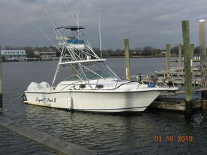 Used Pursuit 2800 Express Cruiser Boat For Sale