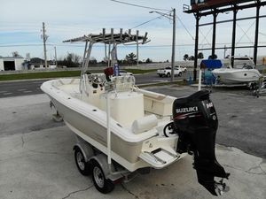 Used Pioneer 197 Sport Fish Center Console Fishing Boat For Sale