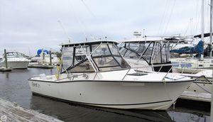 Used Carolina Classic 25 Walkaround Fishing Boat For Sale