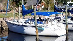 Used Hunter Legend Motorsailer Sailboat For Sale
