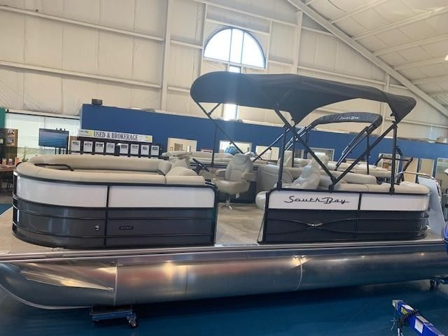 2019 Used South Bay 224rs224rs Pontoon Boat For Sale