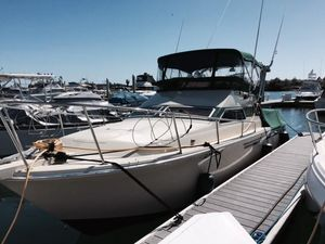 Used Skipjack 28 Flybridge Sports Fishing Boat For Sale