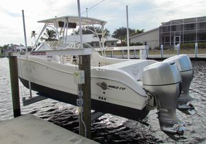 Used World Cat 250 DC Cruiser Boat For Sale