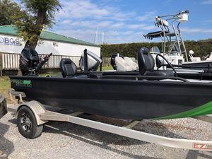 New Havoc Marsh Runner Freshwater Fishing Boat For Sale