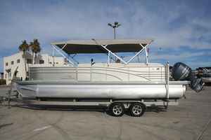 Used Bennington 25 QCL25 QCL Pontoon Boat For Sale