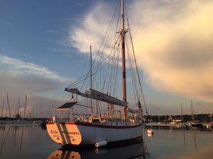 Used Custom PAUL Rollins Cutter Sailboat For Sale