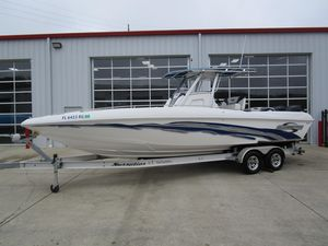 Used Sunsation 29ccx Center Console Fishing Boat For Sale