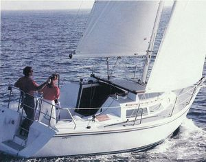 Used Catalina 28 Racer and Cruiser Sailboat For Sale