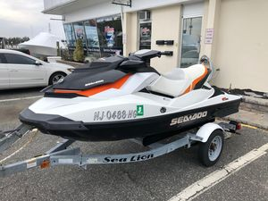 Used Sea-Doo GTI 130 SE High Performance Boat For Sale