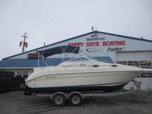 Used Sea Ray 250 Sundancer250 Sundancer Cruiser Boat For Sale