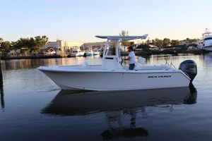 Used Sea Hunt 225 Ultra225 Ultra Center Console Fishing Boat For Sale