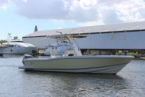Used Scout 235 Sportfish235 Sportfish Saltwater Fishing Boat For Sale
